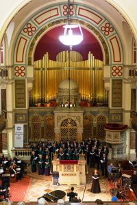 2015 West London Synagogue, European Jewish Choral Festival © Andy Tyler